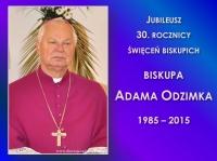 Jubileusz Bp Adam Odzimka