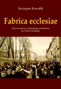 Książka o ks. Piotrze Górskim