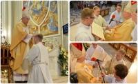 Święcenia diakonatu al. Karola
