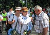 31. PP DR na Jasną Górę - 6-13.08.2009 (fot. Wanda Gotkiewicz)