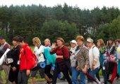 34. PP DR na Jasną Górę - 6-13.08.2012 (fot. Wanda Gotkiewicz)