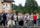36. PP DR na Jasną Górę - 6-13.08.2014 (fot. Wanda Gotkiewicz)
