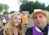 38. PP DR na Jasną Górę - 6-13.08.2016 (fot. ks. Michał Bartosiak)