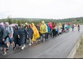 38. PP DR na Jasną Górę - 6-13.08.2016 (fot. Wanda Gotkiewicz)