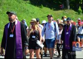 40. PP DR na Jasną Górę - 6-13.08.2018 (fot. pielgrzymkaradomska.pl)