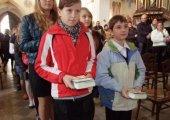 Inauguracja nowego roku Uniwersytetu Biblijnego dla dzieci - 14.10.2012