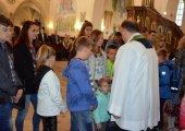 Błogosławieństwo tornistrów i dzieci na nowy rok szkolny - 3.09.2017