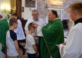 Błogosławieństwo tornistrów i dzieci na nowy rok szkolny - 2.09.2018