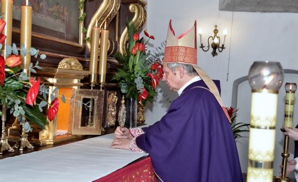 Relikwie u Kochanowskich
