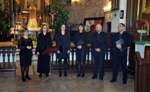 Koncert Scholi Sancti Ioannis