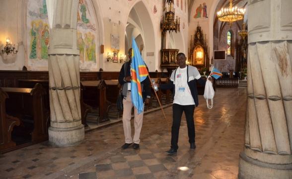 Uczestnicy ŚDM zwiedzali Farę