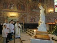 Nawiedzenie figury św. Michała
