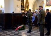 Poświęcenie tablicy Wandy Malczewskiej - 16.08.2020