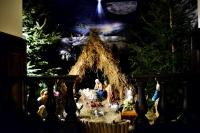Farna szopka Bożonarodzeniowa