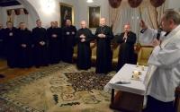 Wizyta duszpasterska u Biskupa